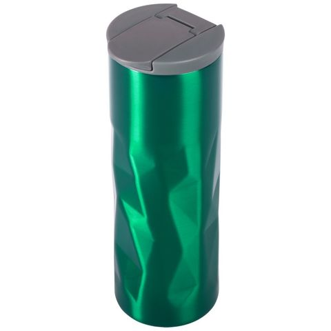 Gems Travel Mug, green emerald