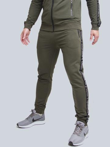 Спортивный костюм «Великоросс» цвета хаки