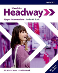 NEW HEADWAY UP-INT 5ED Student's Book WITH ONLI...