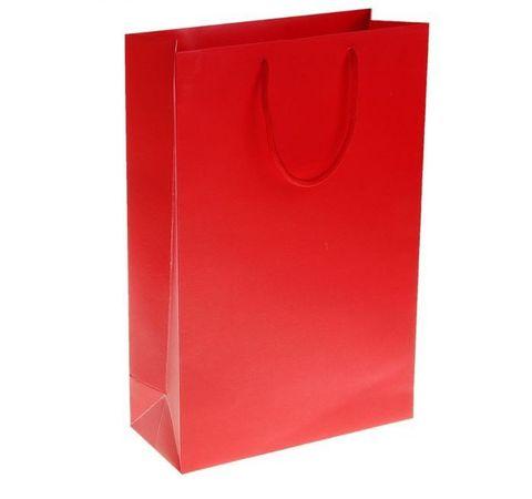 060-6724 Пакет ламинированный 210гр, цвет красный