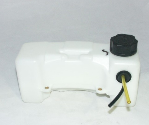 Топливный бак для мотобура объемом 43/52см