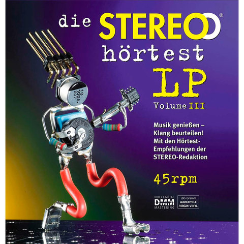 Inakustik LP,  Various: Stereo Hortest LP vol 3, 01679341