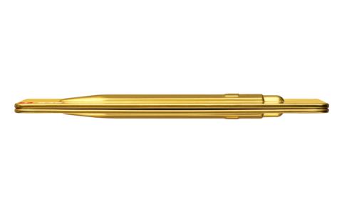 Carandache Office 849 GoldBar - шариковая ручка, M
