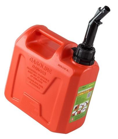 Канистра для ГСМ пластиковая, 5 л