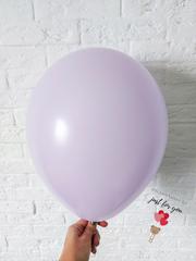 Воздушный шар лавандовый