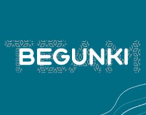 Разработка дизайна BEGUNKI