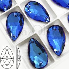 Купить пришивные стразы Bermuda Blue, Drope в Екатеринбурге