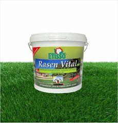 Удобрение комплексное гранулированное для газонов и защита от мха 3кг Etisso Rasen Vital на 100 кв.м.
