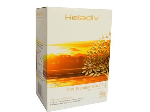 Чай листовой heladiv opa 100 гр