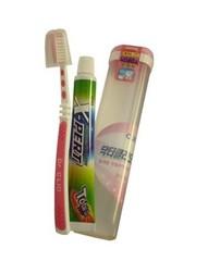 Дорожный набор зубная паста и щетка Clio для чувствительных зубов