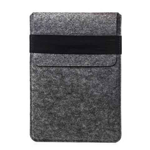Светлый войлочный чехол-конверт для iPad