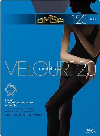Velour 120 OMSA колготки