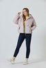 SIC-I118/5407-женская куртка на нано-пухе