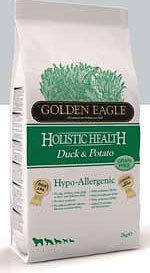 Golden Eagle Сухой корм Golden Eagle Hypo-allergenic Duck&Potato Гипоаллергенный Утка и Картофель S_Duck_Potato.jpg