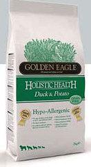 Сухой корм Golden Eagle Hypo-allergenic Duck&Potato Гипоаллергенный Утка и Картофель