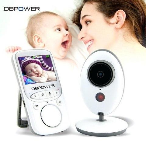 Shenzhen Rise Electronic VB605 Видеоняня комплект беспроводной камеры видеонаблюдения и приемника с экраном Wireless baby monitor 2.4 дюйма