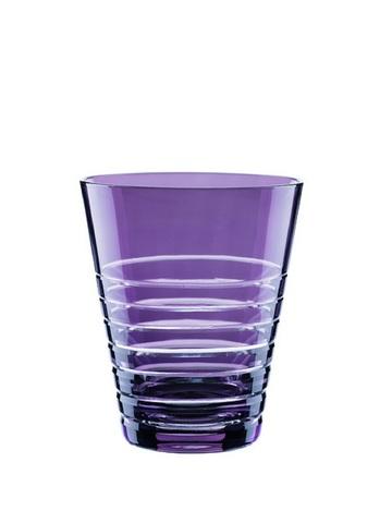 Набор из 2-х бокалов Water Violet 310 мл артикул 88908. Серия Sixties Rondo
