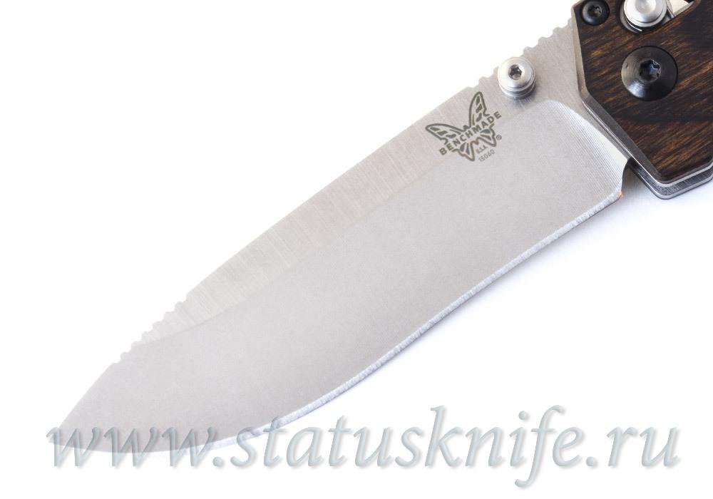 Нож Benchmade 15060-2 Grizzly Creek - фотография