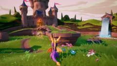 Spyro Reignited Trilogy (Xbox One/Series S/X, цифровой ключ, английская версия)