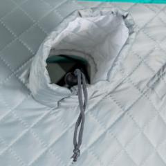 Зимняя палатка Куб Premier Комфорт трехслойная 1,5х1,5 (PR-ISCC-150BG)