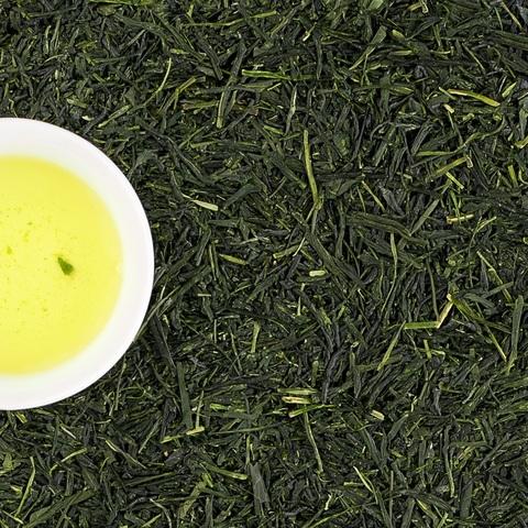 Японский чай Сенча Саемидори Origami tea, 50 гр