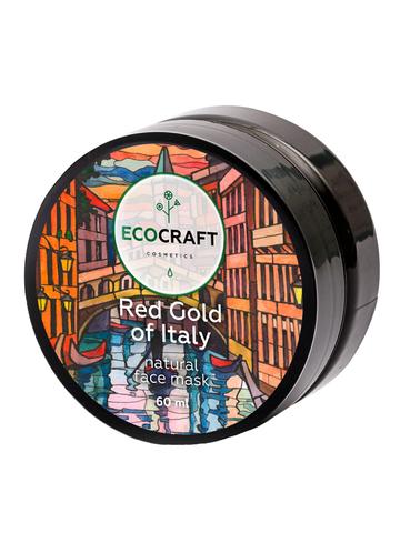 ECOCRAFT Маска для лица мультикорректирующая с лифтинг-эффектом Red gold Italy Красное золото Италии (60 мл)
