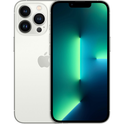 Смартфон Apple iPhone 13 Pro Max 128GB Silver «серебристый» MLLQ3RU/A