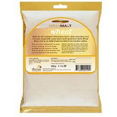Неохмеленный солодовый экстракт Muntons Wheat 500 г