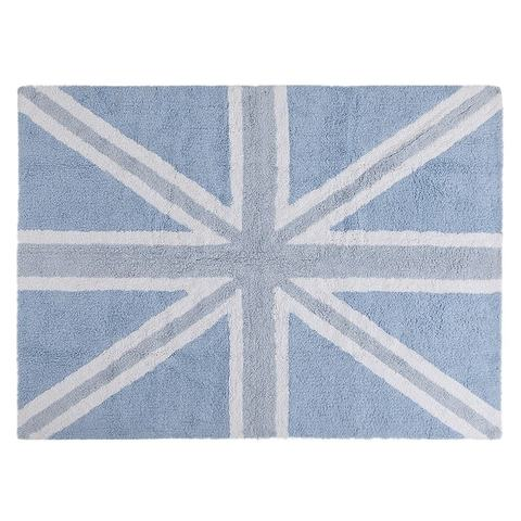 Ковер Lorena Canals UK Flag Baby Blue (120 x 160)