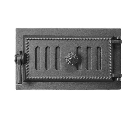 Дверца Везувий 236 - Антрацит