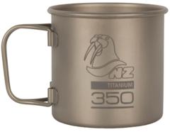 Кружка титановая NZ 350мл TM-350FH