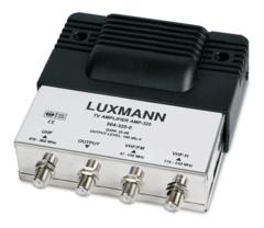 Усилитель\сумматор ТВ сигнала LUXMAN AMP-325