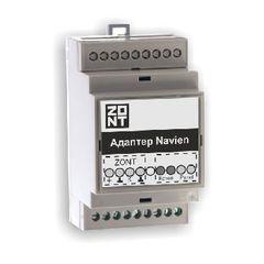 Адаптер Navien (728) для подключения оборудования ZONT к газовым котлам по цифровой шине Navien