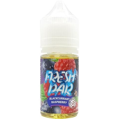 Blackcurrant Raspberry by Fresh Par salt 30мл