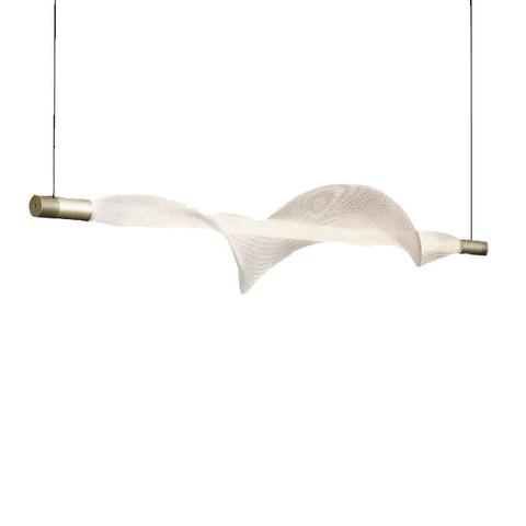 Подвесной светильник копия Vapour Light horizontal ( S ) by Tuttobene