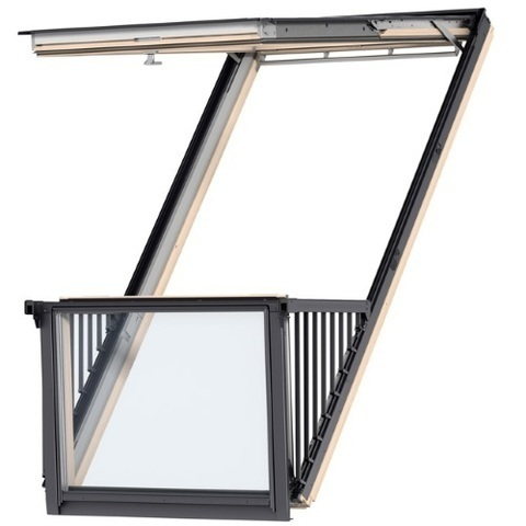 GDL окно-балкон 114х252
