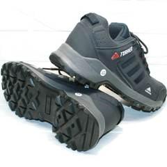 Трекинговые кроссовки кожаные мужские Adidas Terrex A968-FT R.