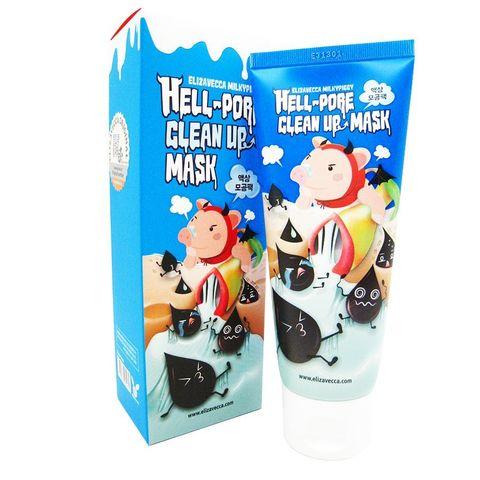 Elizavecca Маска-пленка для очищения лица Milky Piggy Hell-Pore Clean Up Mask 100 мл.
