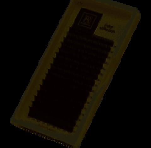 Тёмно-коричневые ресницы