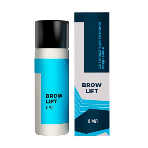 Состав #1 для ДУ бровей 8мл SEXY BROW PERM Innovator Cosmetics