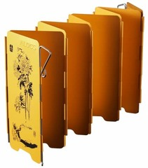 Экран ветрозащитный для горелок Alocs CS-B05 gold