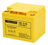 Аккумулятор YELLOW HRL 12-40 ( 12V 40Ah / 12В 40Ач ) - фотография