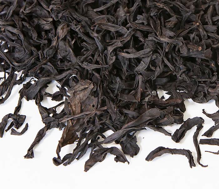 TEA-CH115 Китайский чай «Большой Красный Халат» (Да Хун Пао, сильная обжарка, 50 гр)