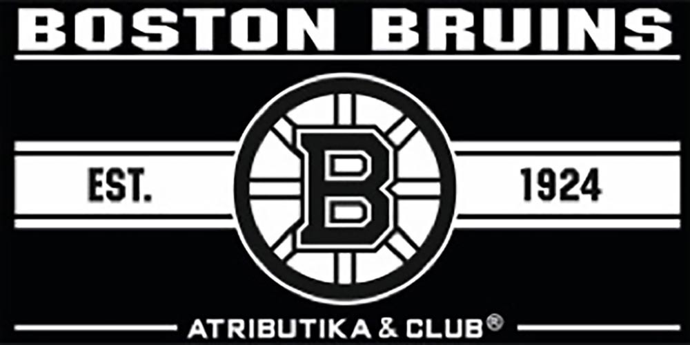 Полотенце NHL Boston Bruins