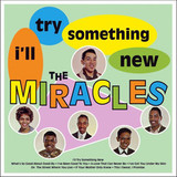 The Miracles / I'll Try Something New (LP)