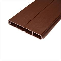 Заборная доска VELVET Шоколад