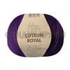Пряжа Fibranatura Cotton Royal 18-717 (Фиолет)