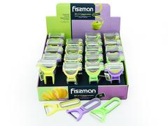 8485 FISSMAN Набор ножей для чистки овощей 3 пр.