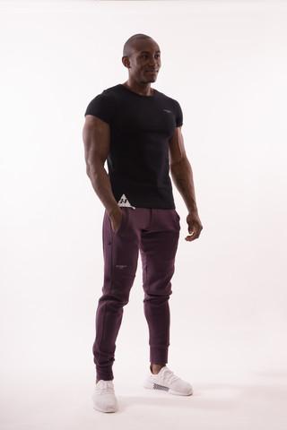 Мужская футболка Nebbia Muscle Back 728 black