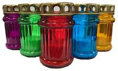 Лампада стеклянная S-6